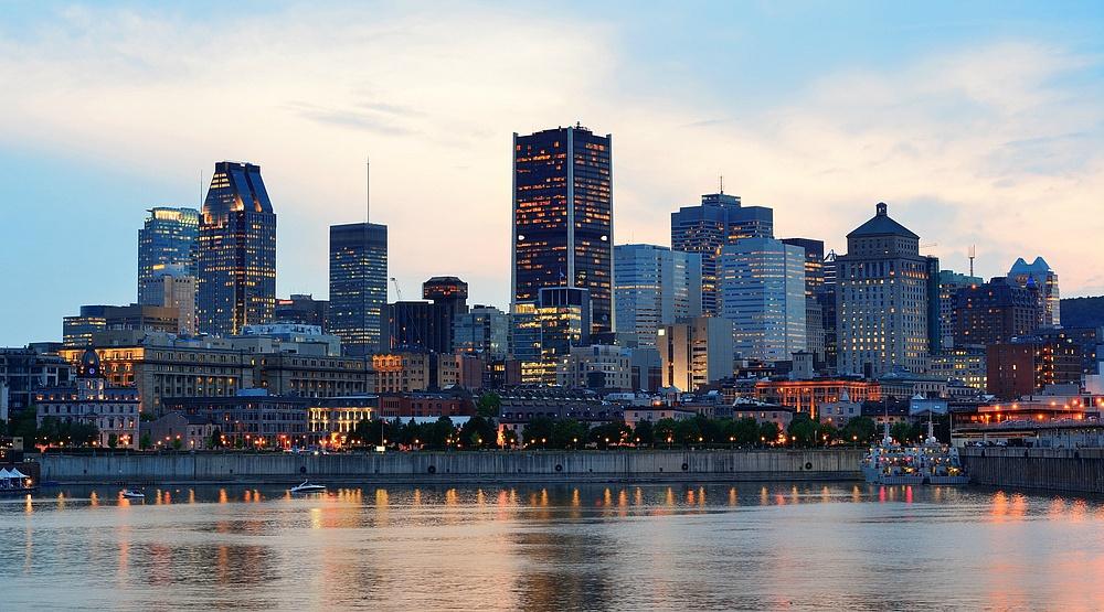 Montreal charter bus rental