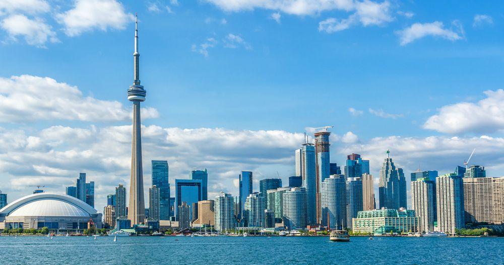 Toronto charter bus rental