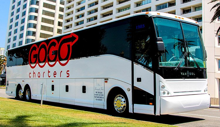 Saskatoon charter bus rentals