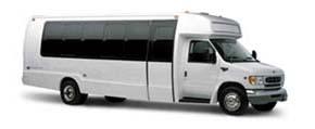 18 Passenger Mini Bus